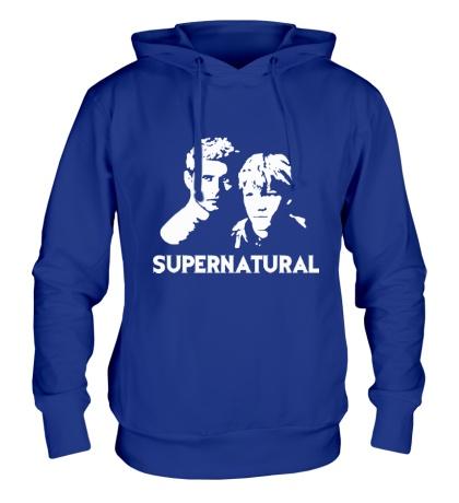 Толстовка с капюшоном Supernatural