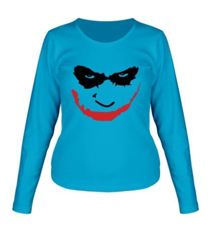 Женский лонгслив Joker