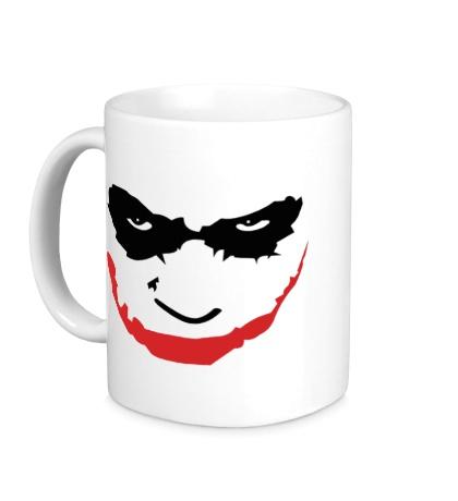 Керамическая кружка Joker