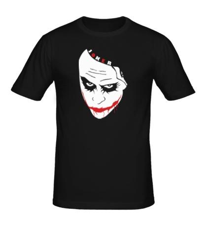 Мужская футболка Хитрый Джокер
