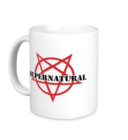 Керамическая кружка Evil Supernatural
