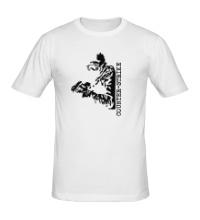 Мужская футболка Counter-Strike SWAT