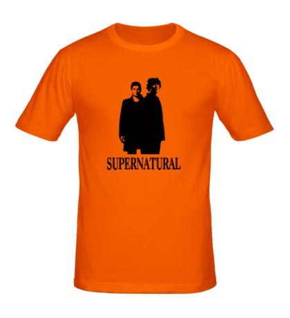 Мужская футболка Supernatural Bros