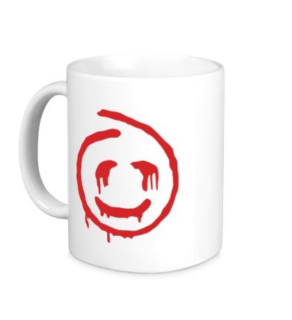 Керамическая кружка Красный Джон