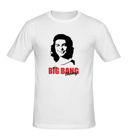Мужская футболка TBBT: Sheldon