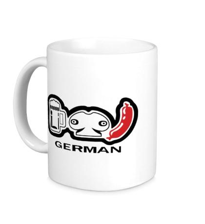 Керамическая кружка German