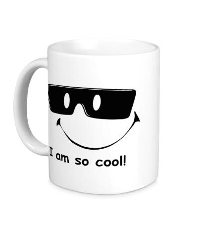 Керамическая кружка I am so cool