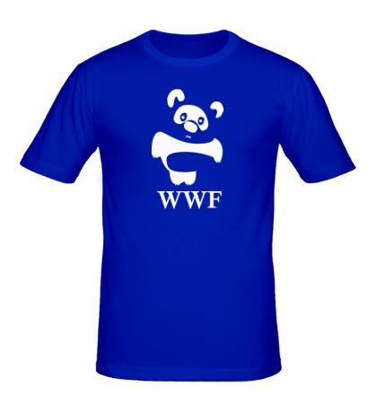Мужская футболка WWF Vinnie