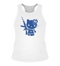 Мужская борцовка Kitty Soldier