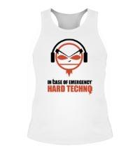 Мужская борцовка Hard Techno