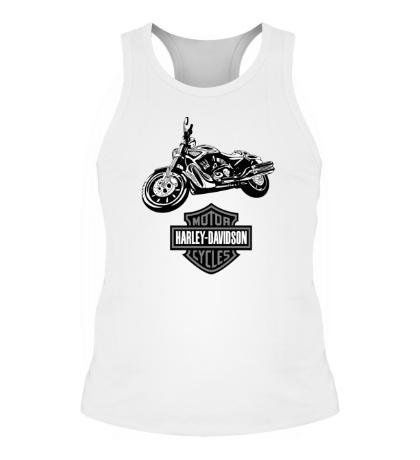 Мужская борцовка Harley-Davidson Motorcycles