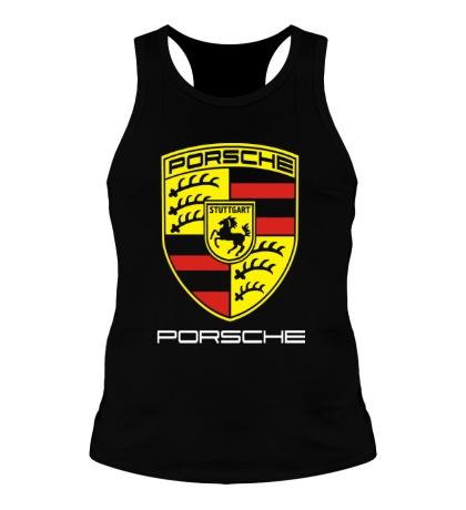 Мужская борцовка Porsche