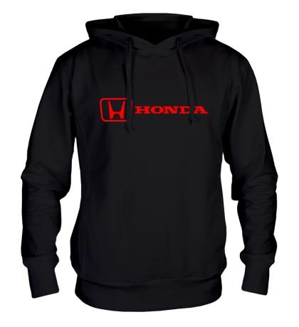 Толстовка с капюшоном Honda Line