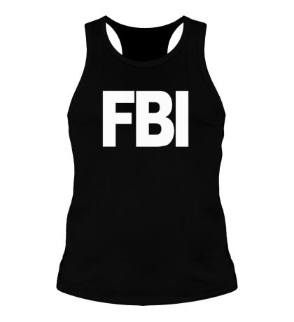 Мужская борцовка FBI