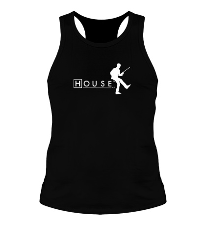 Мужская борцовка House MD: Dance